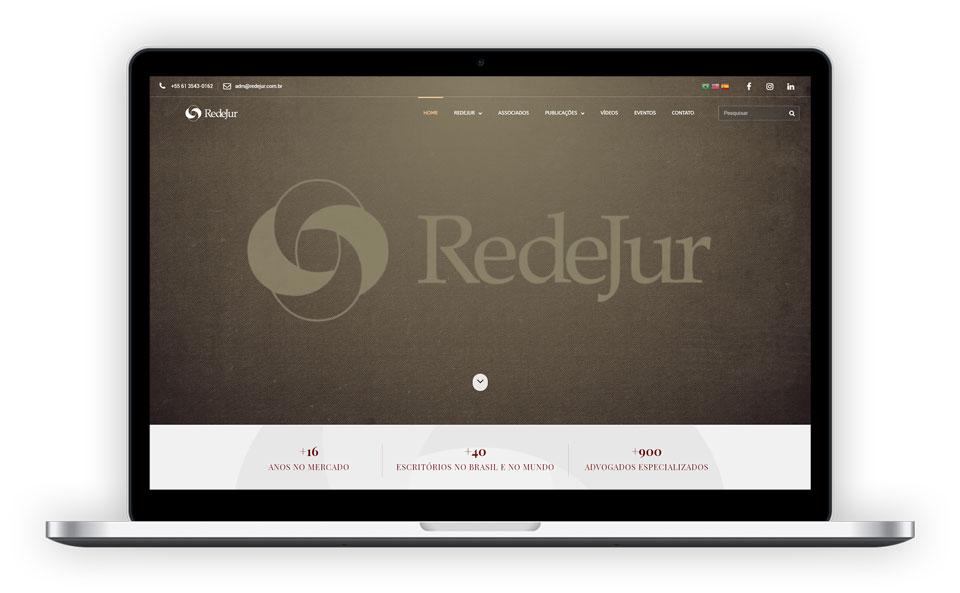 redejur site